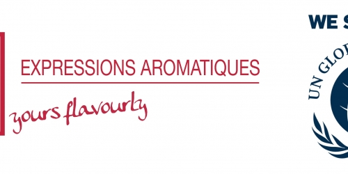 Expressions Aromatiques becomes a United Nations Global Compact company